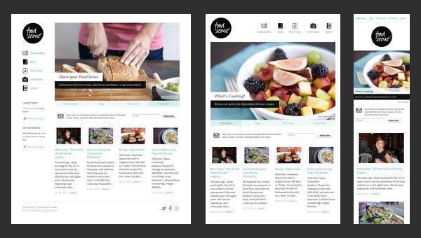 ejemplo web responsive web design