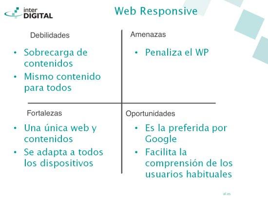 web responsive design o diseño adaptativo