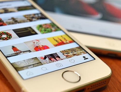 Ve de compras con Instagram