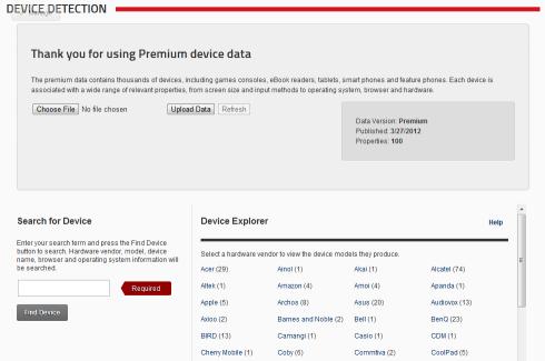 Detección dispositivos DNN