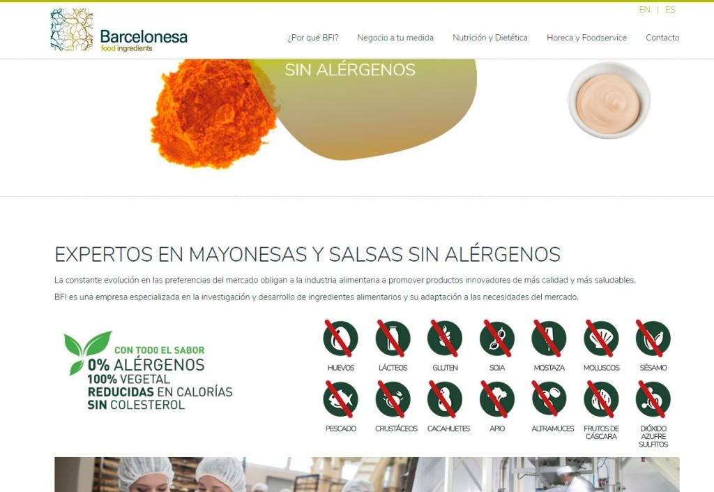 Bfoodingredients