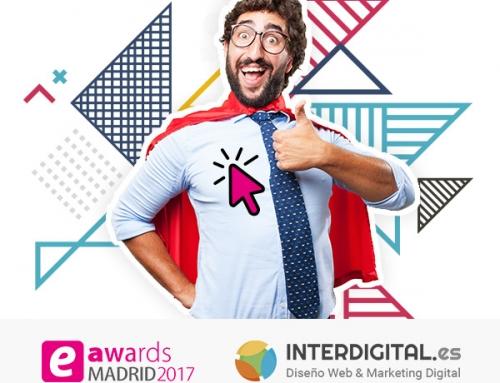 Finalistas como Mejor Agencia SEO/SEM ¡vótanos!