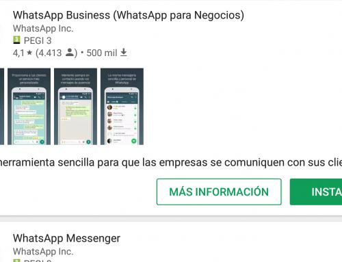 WhatsApp Business: mensajería instantánea para empresas