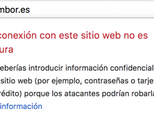 "No sin""https"": Chrome calificará de ""no seguras"" las webs HTTP"