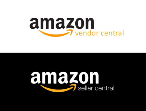 Diferencias de interfaz entre Amazon Seller y Amazon Vendor